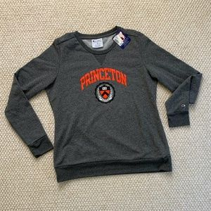 NWT Princeton University Crew Neck Sweatshirt - XL
